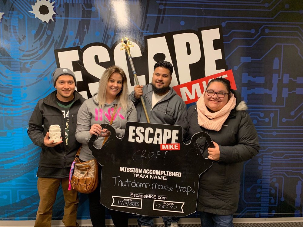 Yelp Reviews for Escape MKE - 17 Photos & 51 Reviews - (New) Escape