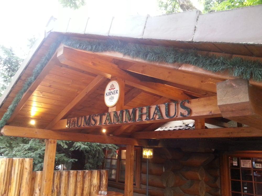 Baumstammhaus Wiesbaden Walluf