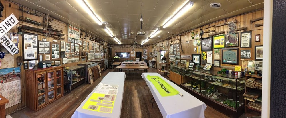 McCoy Valley Museum: 107 1st St, Oakesdale, WA