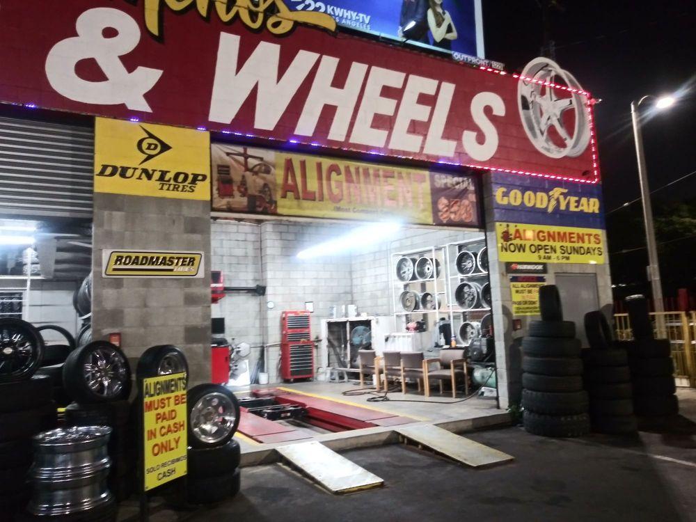 Menos Tires & Wheels