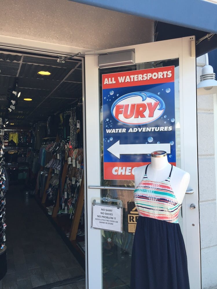 Fury Surf Shack: 245 Front St, Key West, FL