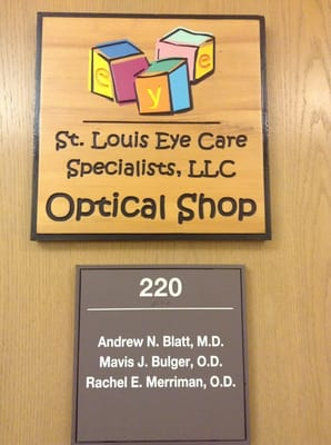 fe2a6d832c St Louis Eye Care Specialists 675 Old Ballas Rd Saint Louis