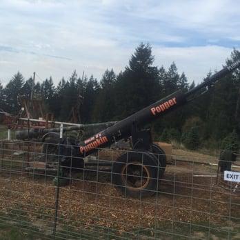 U Cut Christmas Trees Portland