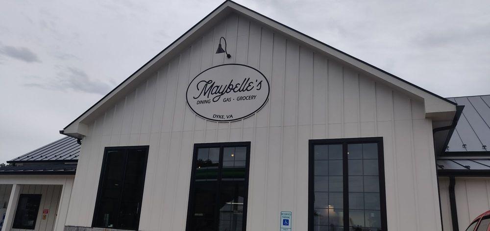 Maybelle's: 8609 Dyke Rd, Dyke, VA