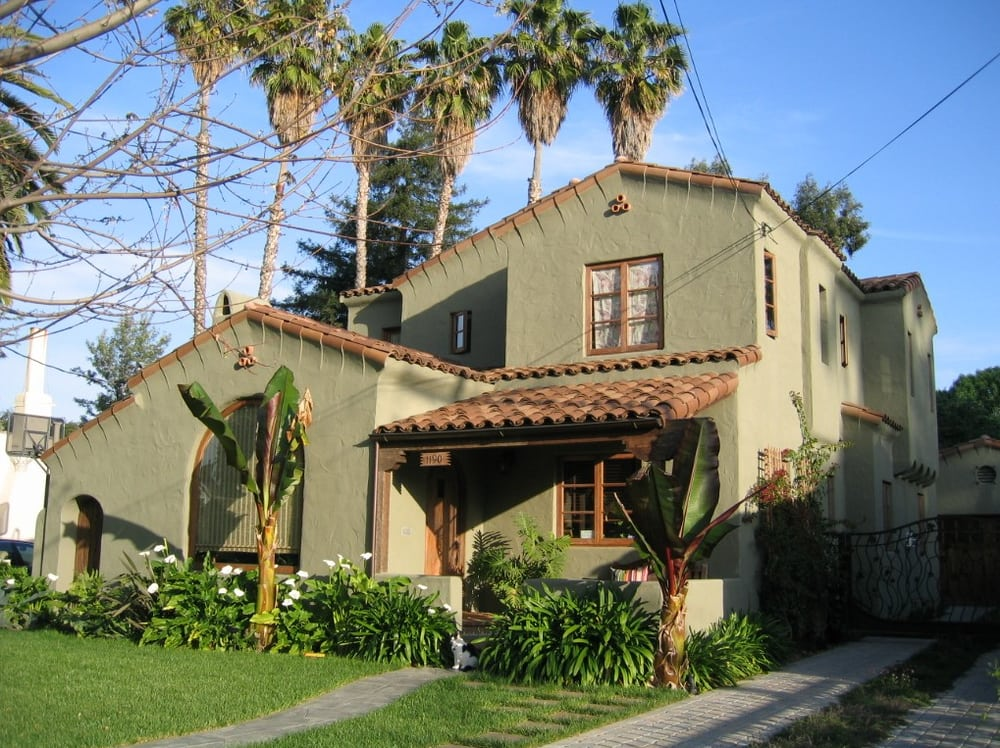Remodel And Second Story Addition To 1938 Spanish Bungalow