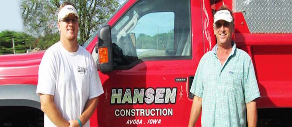 Hansen Construction: 121 N Elm St, Avoca, IA