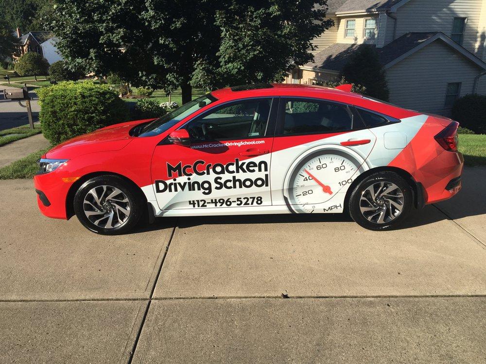 McCracken Driving School: 65 Rodgers Dr, Coraopolis, PA