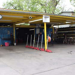 Garcias Tire Shop >> Garcia S Tire Shop Tires 2626 N 18th St Waco Tx