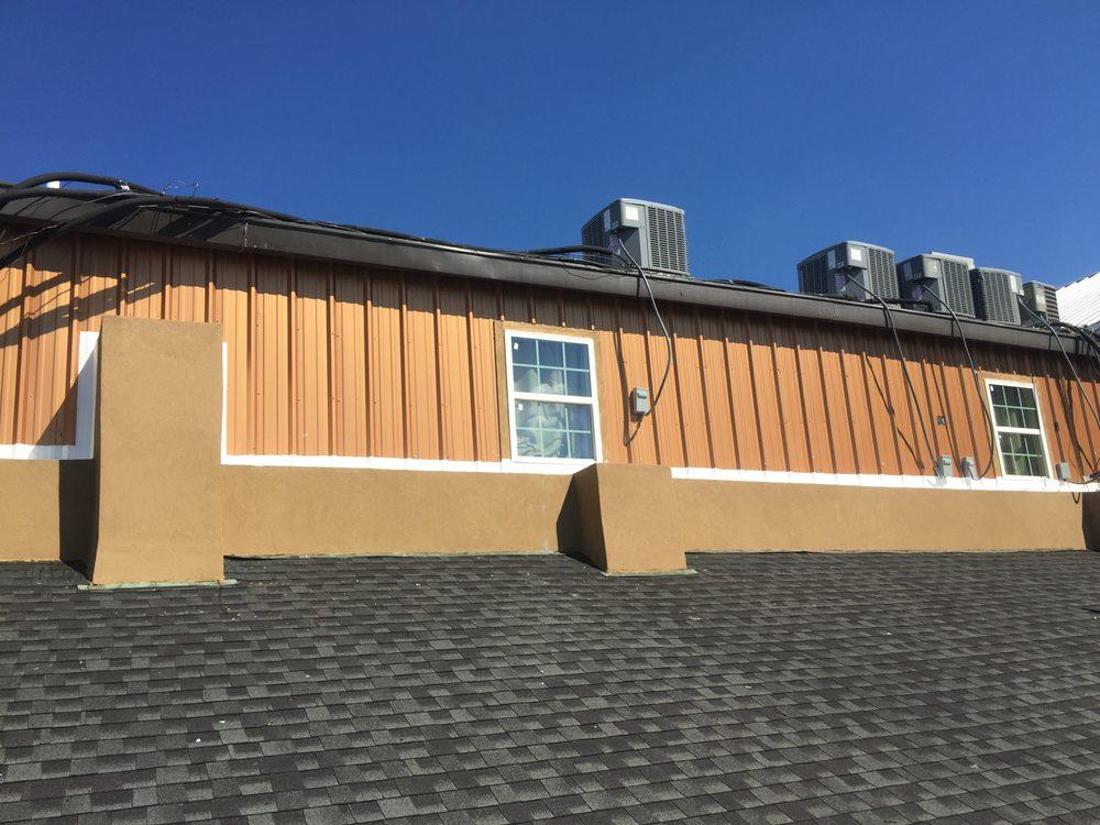 Waterproofing Parapet Wall - Yelp