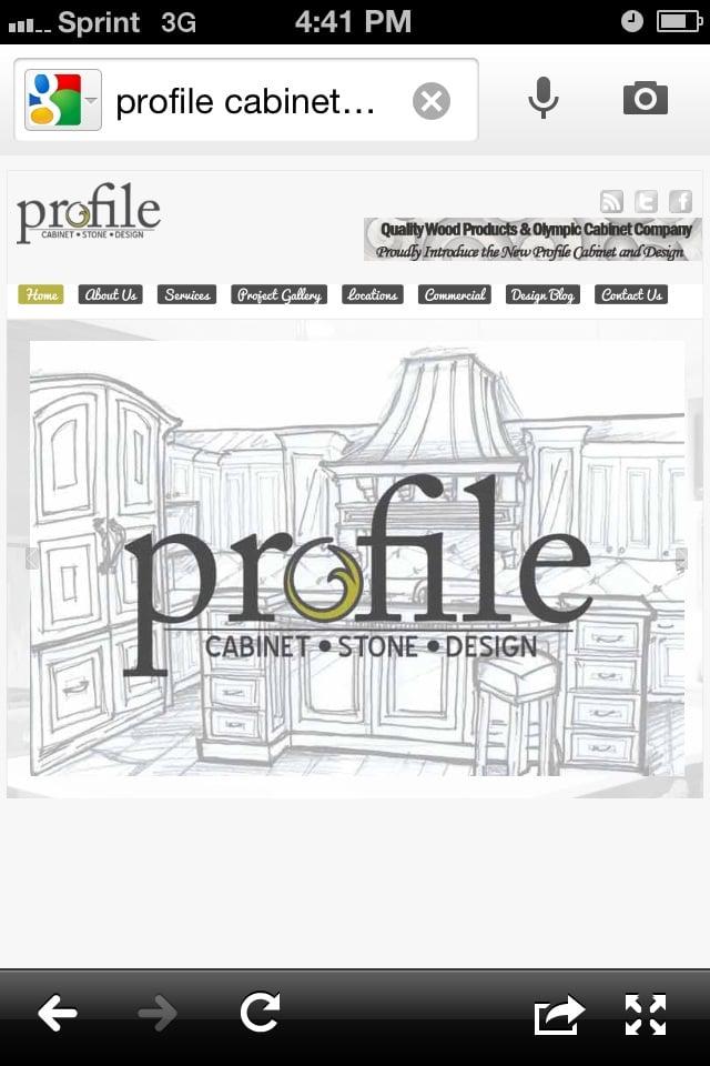 Profile Cabinets