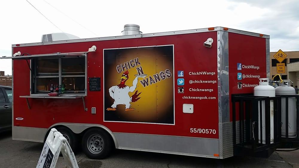Chick N Wangs 19 Photos Food Trucks Heritage Hills Oklahoma