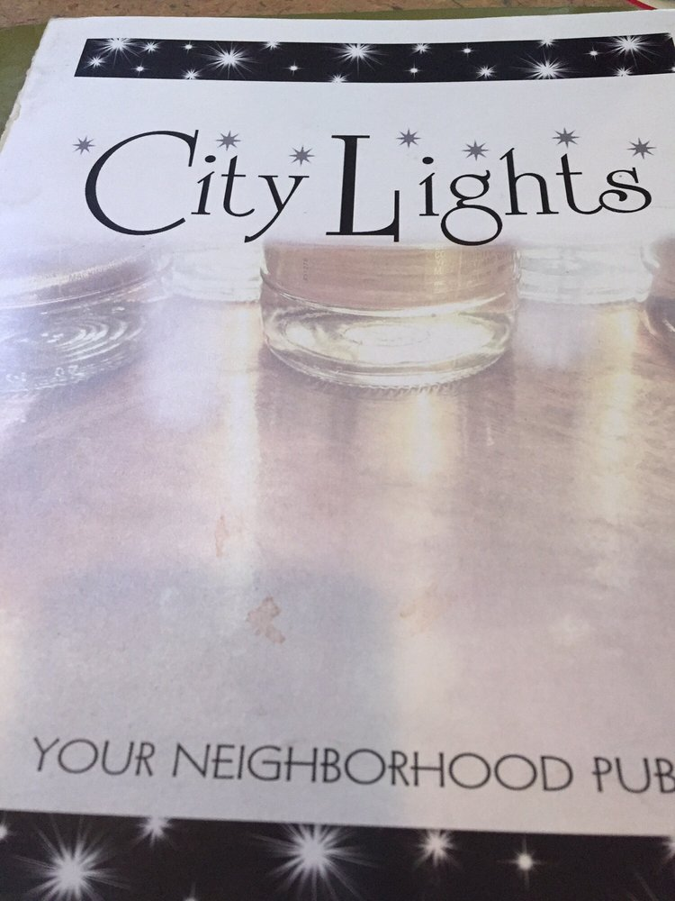 City Lights Supper Club: I-94 Exit 290, Valley City, ND