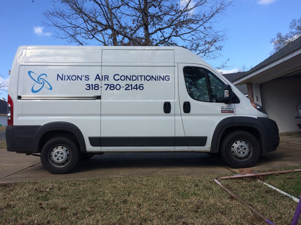 Nixon Air Conditioning: 9510 Pine Crest Rd, Mooringsport, LA
