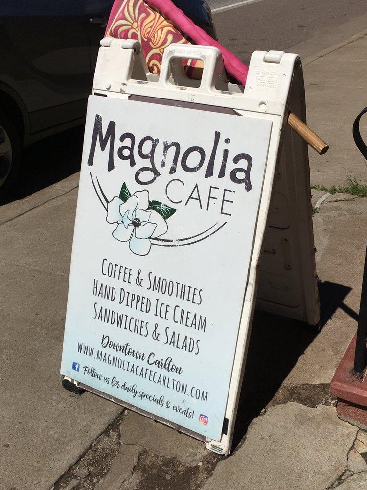 Magnolia Cafe: 206 3rd St, Carlton, MN