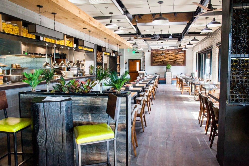 Tazza Kitchen Scott's Addition: 1500 Roseneath Rd, Richmond, VA