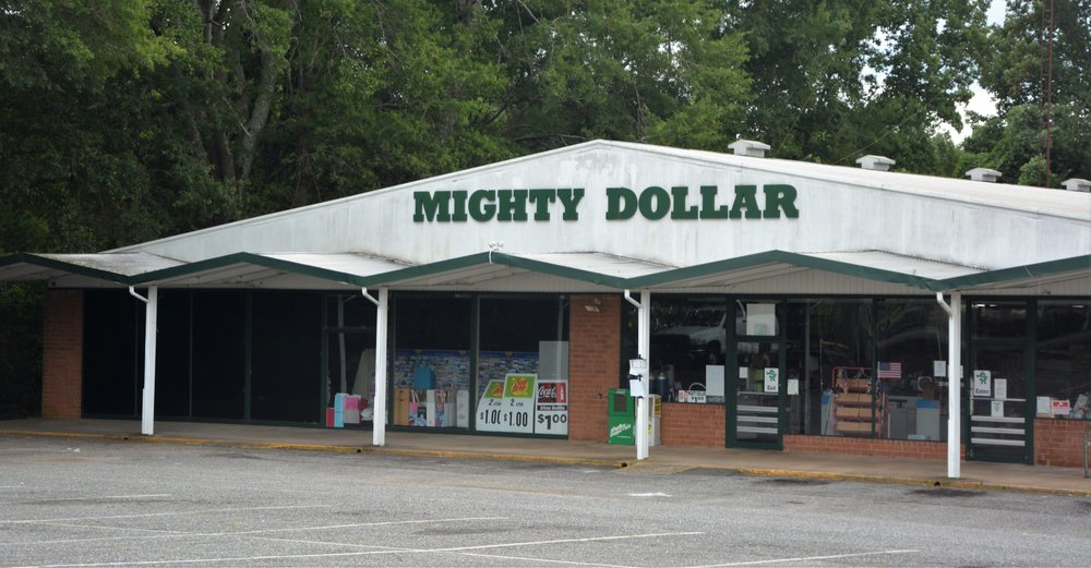 Mighty Dollar: 240 East College Ave, Boiling Springs, NC
