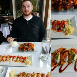 Grill bar and sushi asian oscars