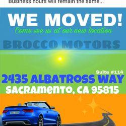 Brocco Motors Car Buyers Albatross Way Sacramento CA - Sacramento car show and swap meet