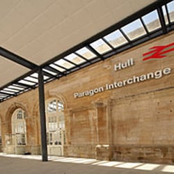 Hull Paragon Interchange Public Transport Ferensway Hull Yelp