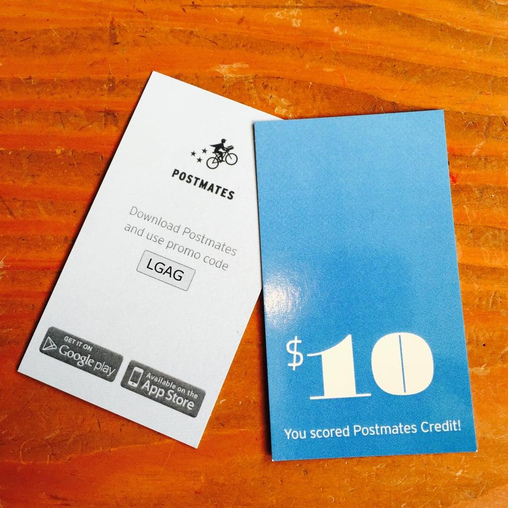 Postmates Gift Card - Los Angeles, CA | Giftly