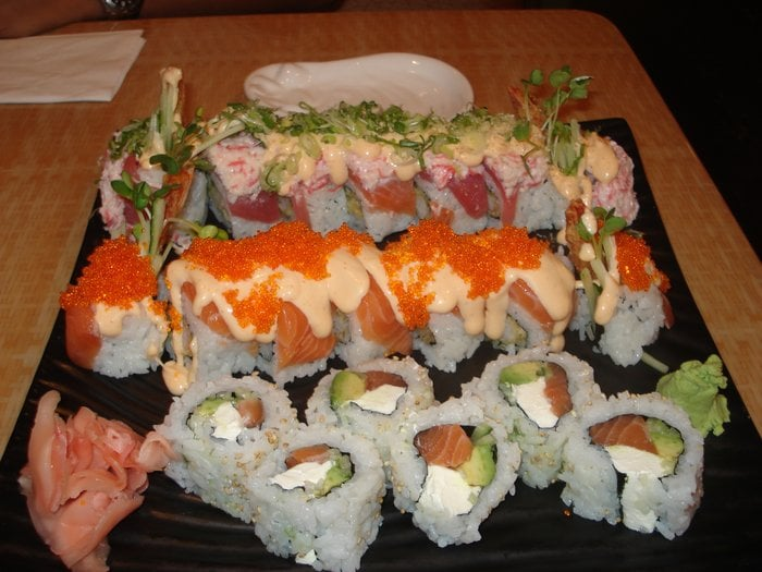 Japanese Restaurant American Canyon Ca