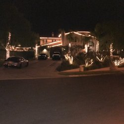 photo of christmas light guy santa clarita ca united states - Christmas Lights In Santa Clarita