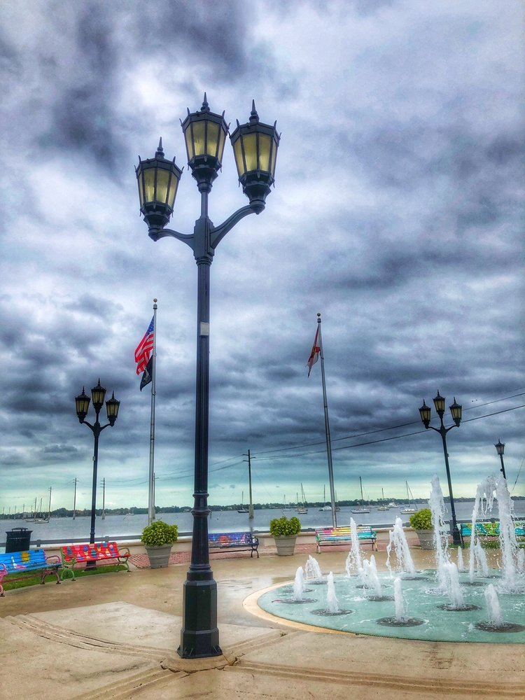 Cocoa Riverfront Park: 401 Riveredge Blvd, Cocoa, FL