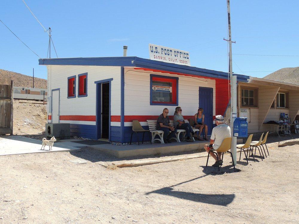 US Post Office: 251 Ready St, Darwin, CA