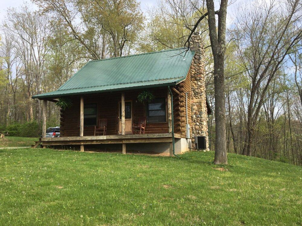 Crooked mile cabin case appartamenti per vacanze 11681 for Cabine nei pini logan oh