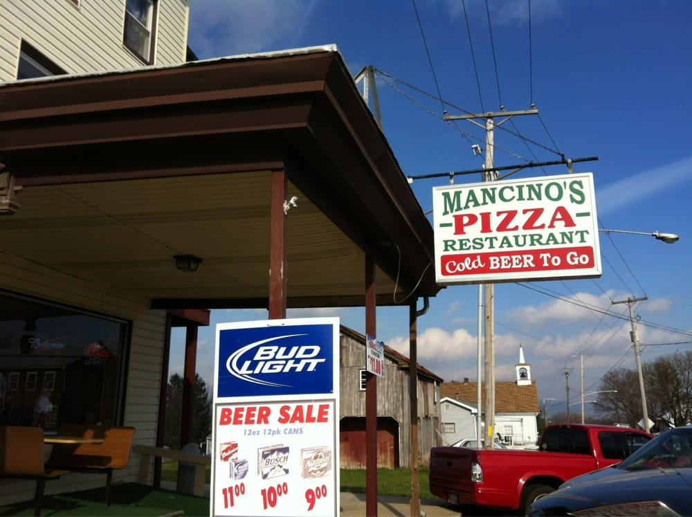 Mancino'S Pizza And Restaurant: 7656 Lancaster Ave, Myerstown, PA