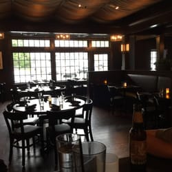 Photo Of The Local Wellesley Ma United States Cozy Dining Area