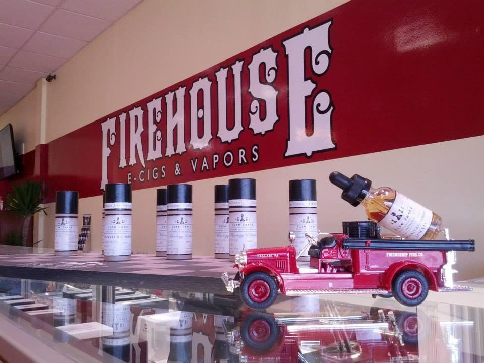Firehouse E-Cigs & Vapors: 835 Cooper Landing Rd, Cherry Hill, NJ