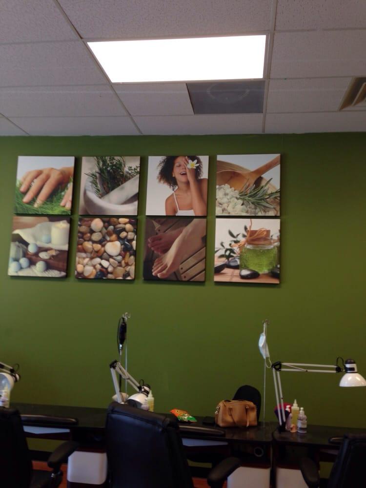 Fusion nail salon spa nail salons 5801 columbia pkwy for 10 over 10 nail salon