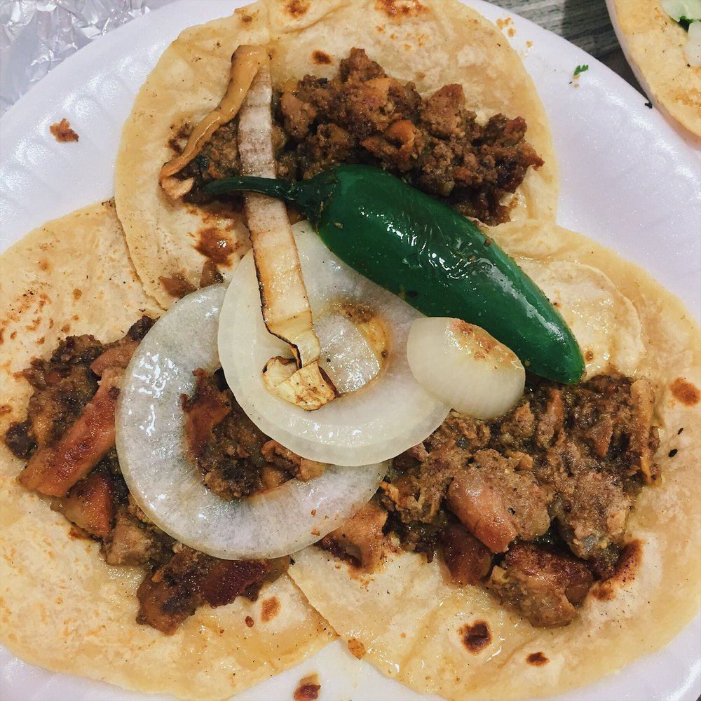 Maria's Tacos Taco Truck: 6220 Fruitridge Rd, Sacramento, CA