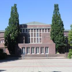 Friedrich-Ebert-Halle - Music Venues - Alter Postweg 34 ...