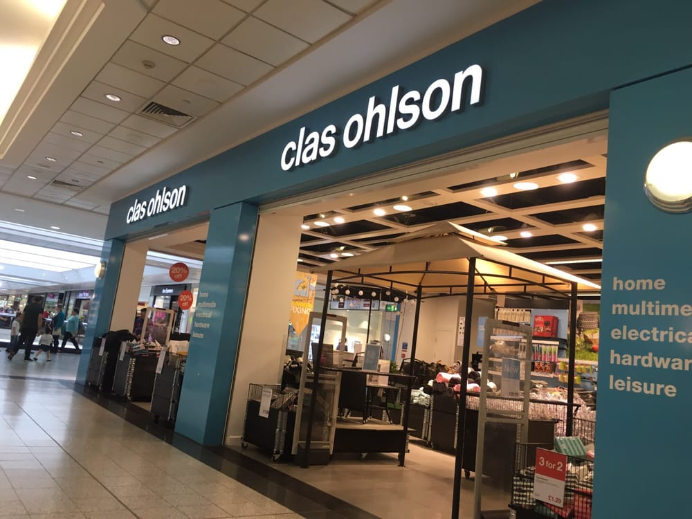 Clas Ohlson 11 Photos& 14 Reviews Hardware Stores Manchester Arndale, City Centre