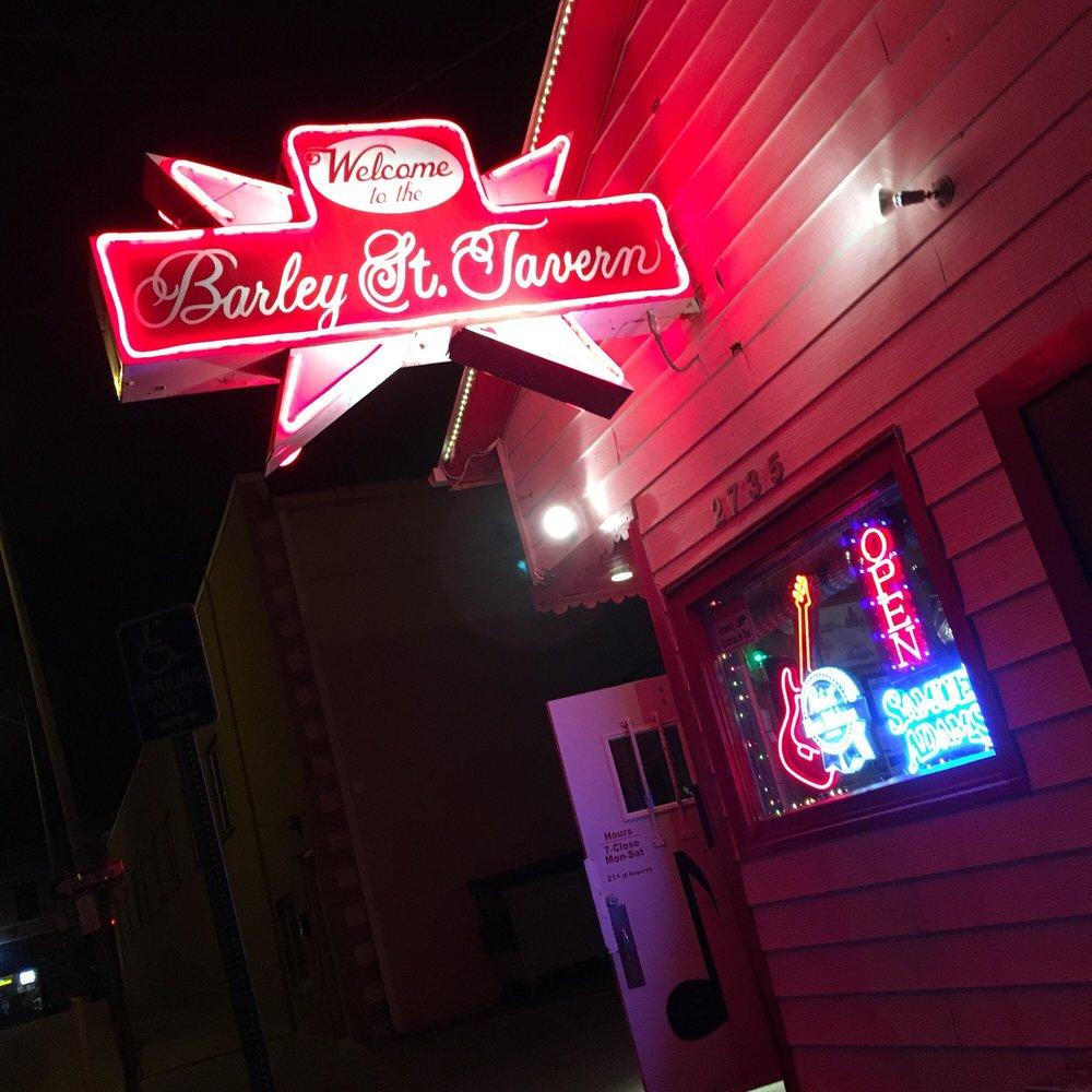 Barley Street Tavern