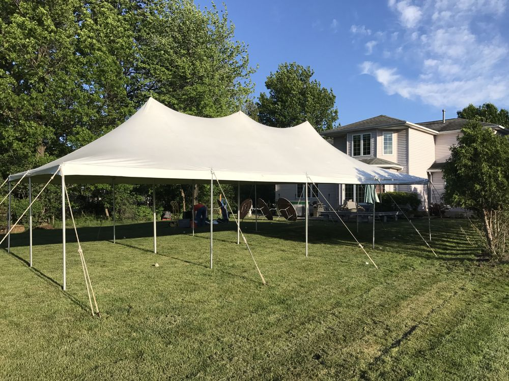 Big City Tent Rental: Clarence, NY