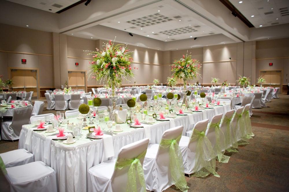 Beautiful Wedding Reception Old National Events Plaza Yelp