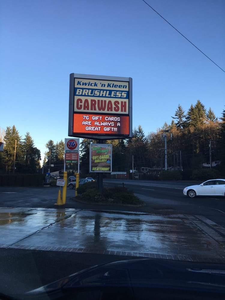 Edmonds Wa Car Wash