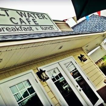 Saltwater Cafe Cape May Menu