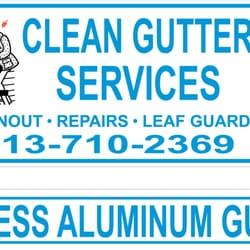 Clean Gutter Services Gutter Services 9541 Granada St