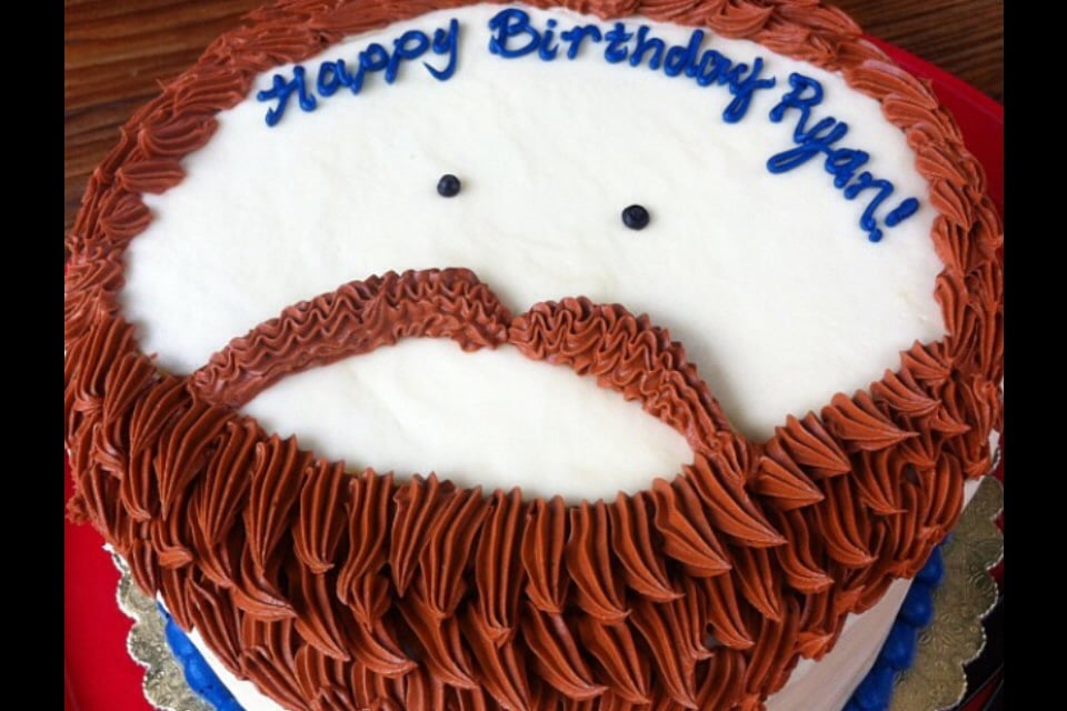 This Was A Delicious Custom Design Cake For My Boyfriend Carrot