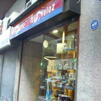 Foto veloz tiendas y servicios fotogr ficos calle de for Revelar fotos baratas