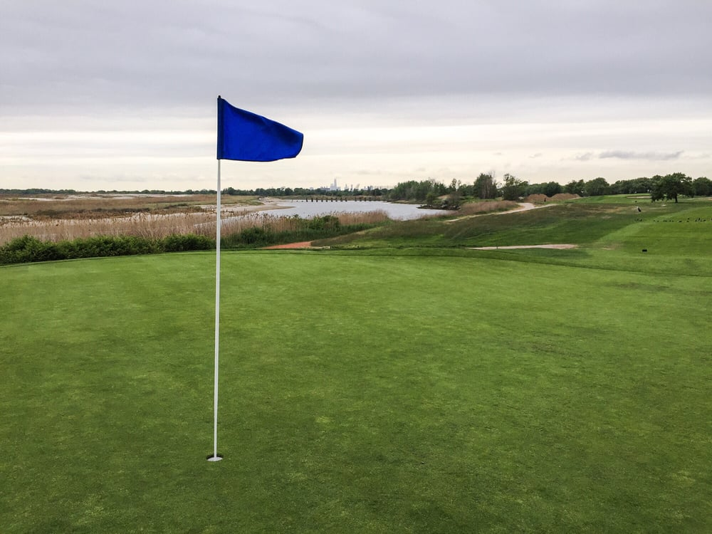 Marine Park Golf Course