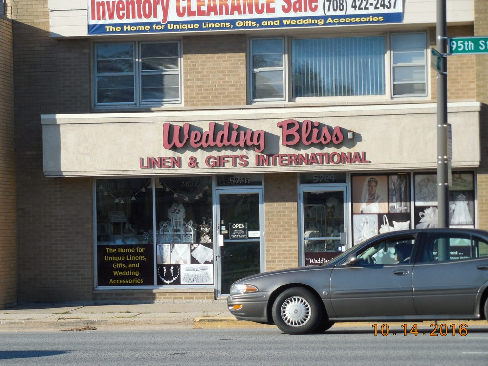 Photo Of Wedding Bliss Oak Lawn Il United States Front On