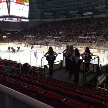 Photo Of Bojangles Coliseum Charlotte Nc United States Obstructed View Seats