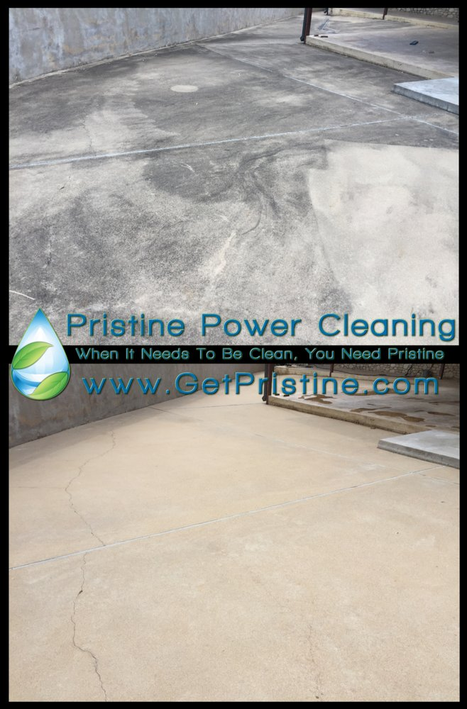 Pristine Power Cleaning: Kerrville, TX