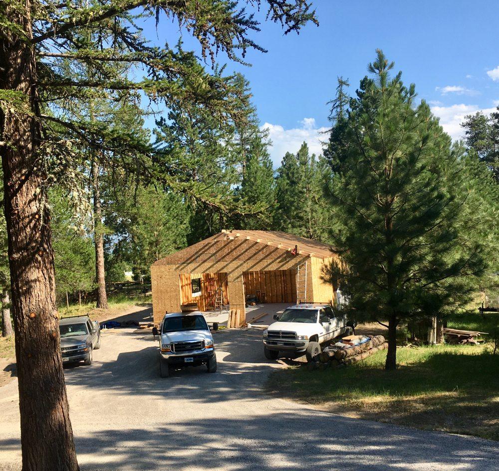 Timberline Construction: Bigfork, MT
