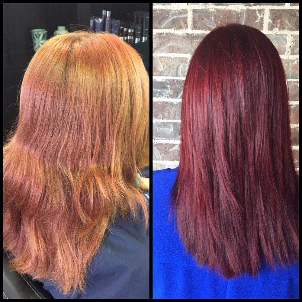 Envy Hair Salon: 12500 E 86th St N, Owasso, OK